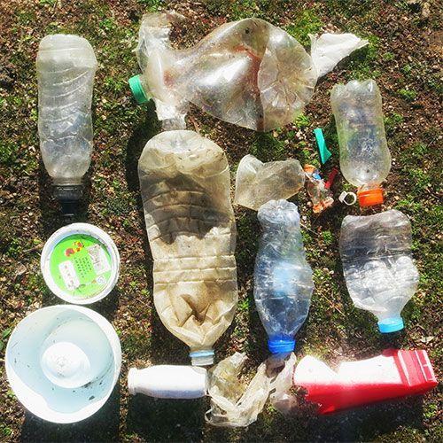 Febrero 2016. Viviendo sin plástico