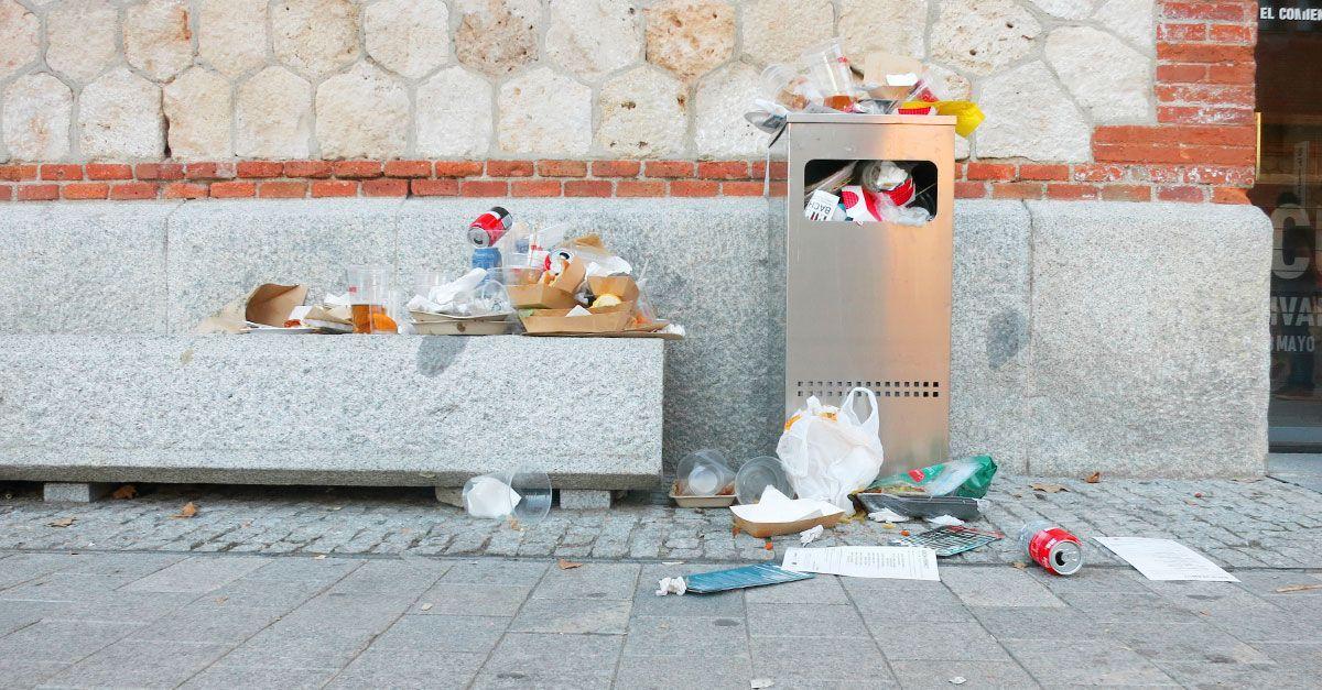 Sobre tu basura