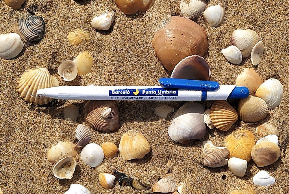 Los bolígrafos no se reciclan en el contenedor amarillo